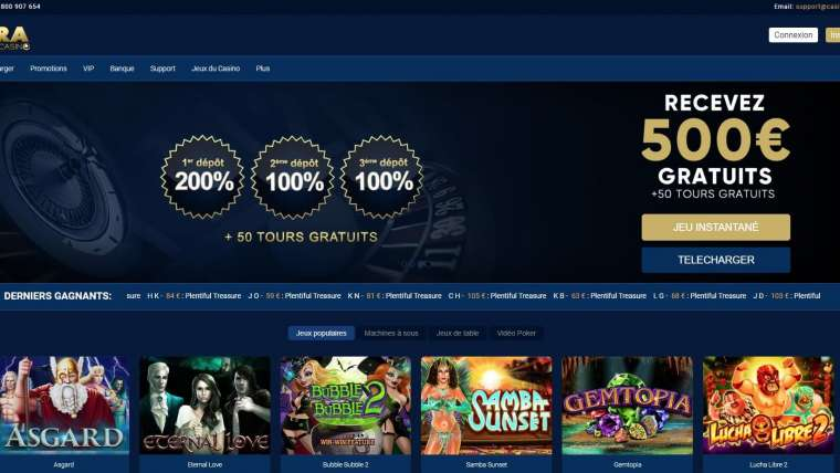 Avis casino La Riviera : est-il fiable et rentable ?