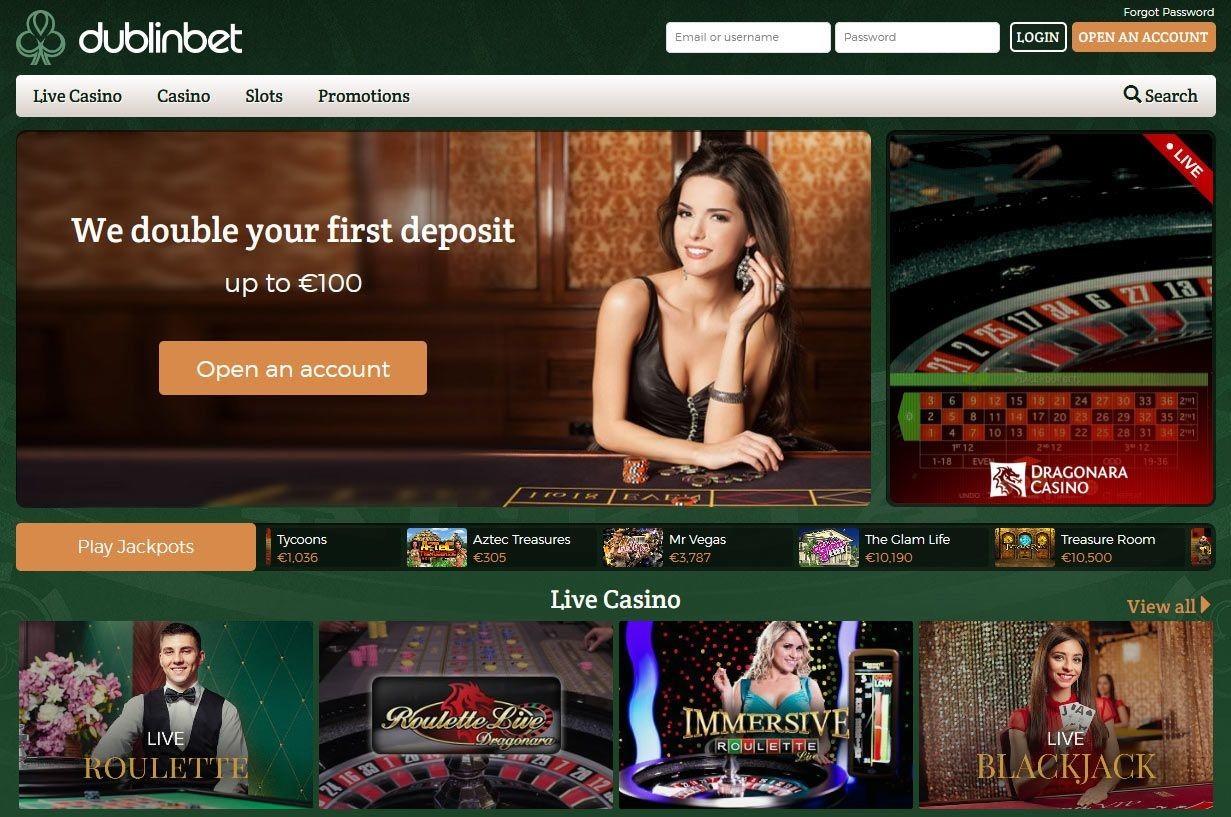 Avis Dublinbet casino : un casino en ligne qui en vaut le coup ?