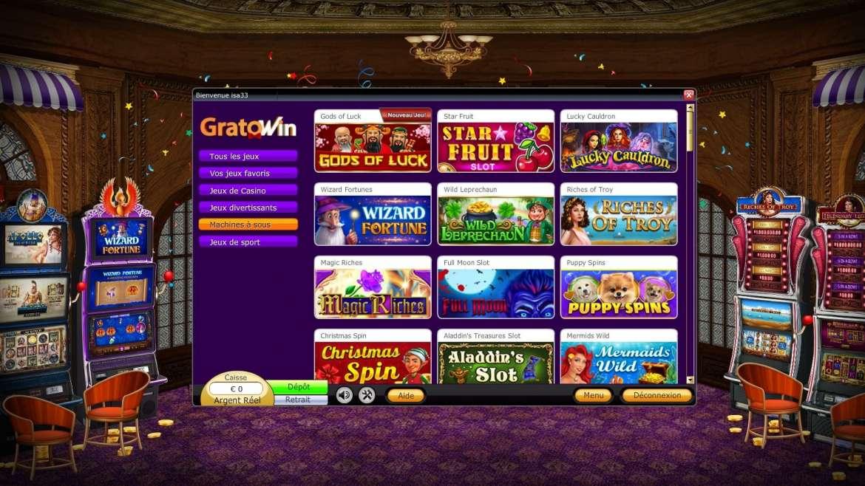 Avis Gratowin Casino : tout ce qu'il faut savoir !