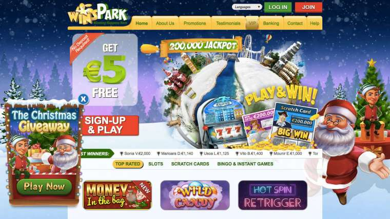 Winspark avis : peut-on faire confiance à ce casino ?