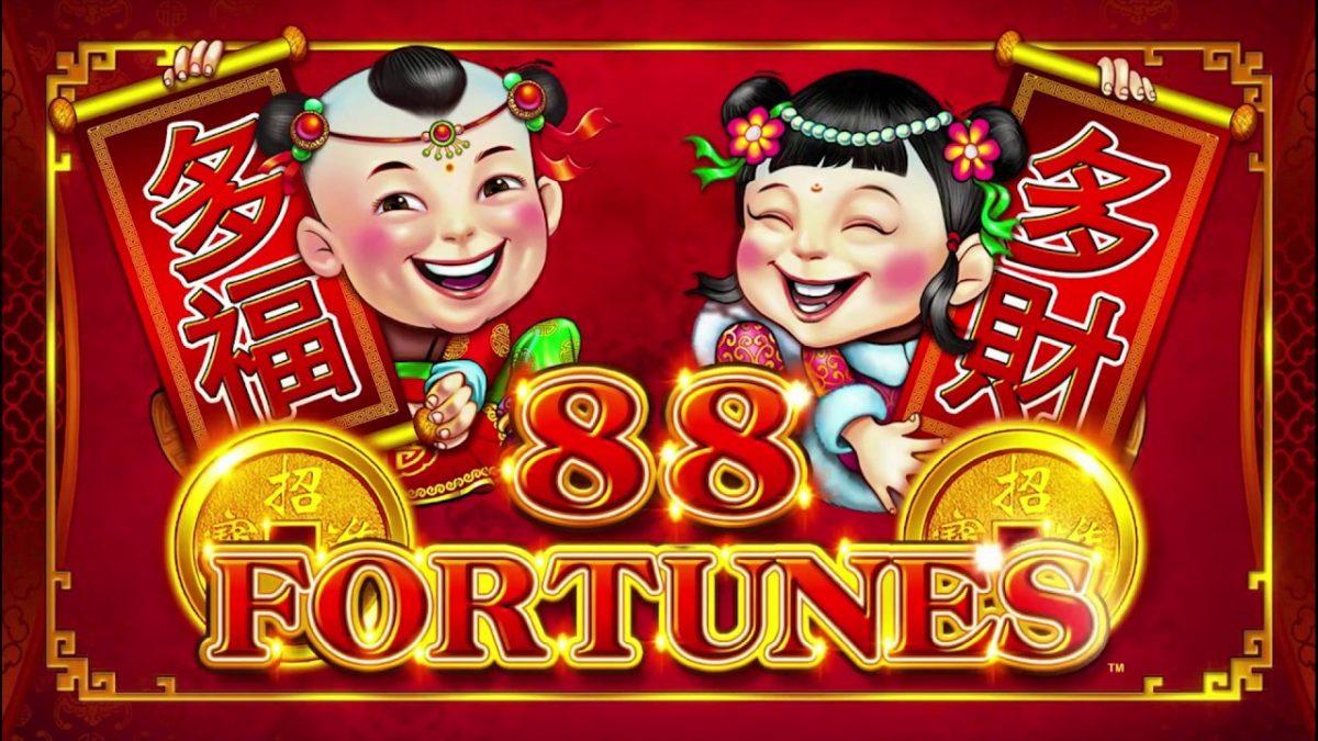 avis machine a sous 88 fortunes