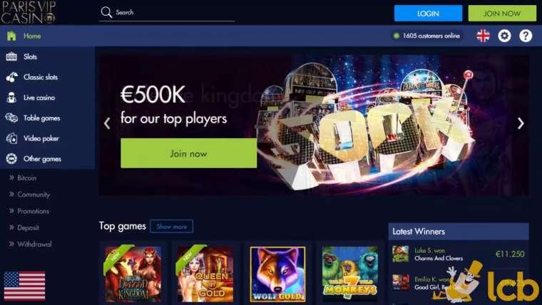 Paris VIP Casino : est-ce un casino recommandable ?