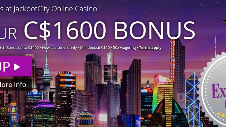 Jackpot City avis : un casino qui a beaucoup à offrir !