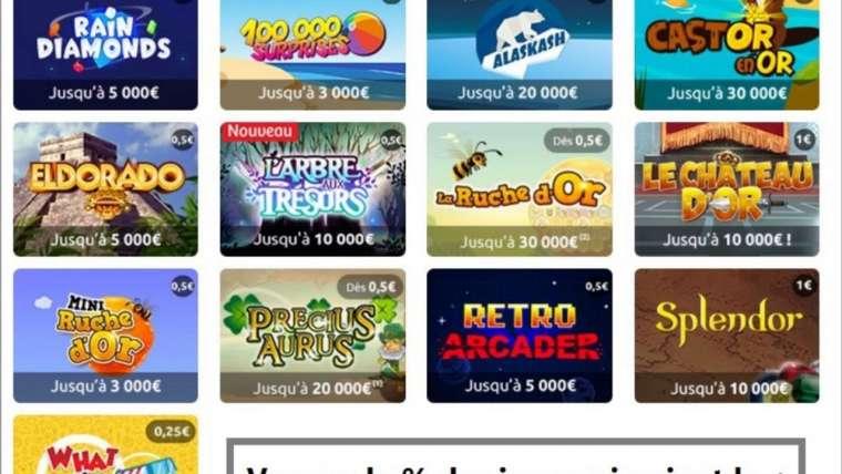 Jeux de grattage en ligne : les meilleurs titres sur le net !