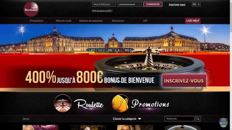 Casino Bordeaux en ligne : ce que vous devez savoir
