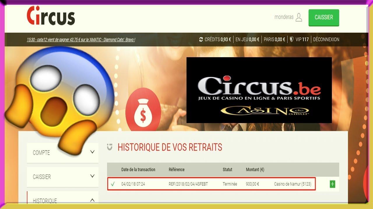 Circus avis : notre analyse honnête sur ce casino en ligne