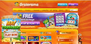 gratorama interface