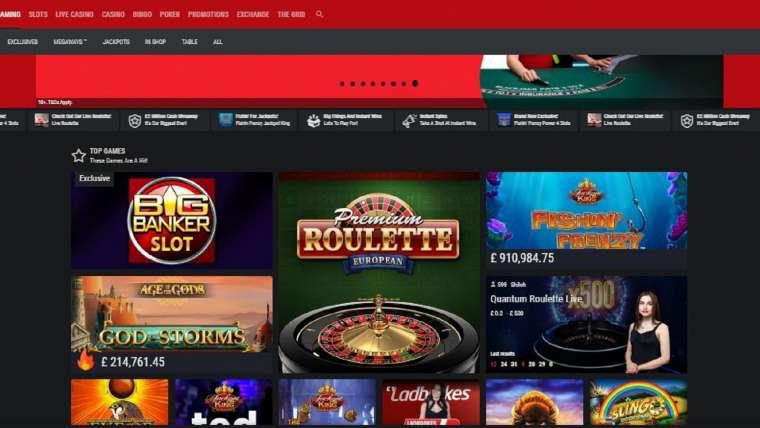 Ladbrokes Casino avis : le casino belge qui vous offre 200€ !