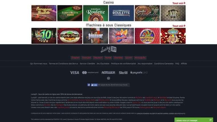 Lucky Games : un bonus de 510€ vous y attend !