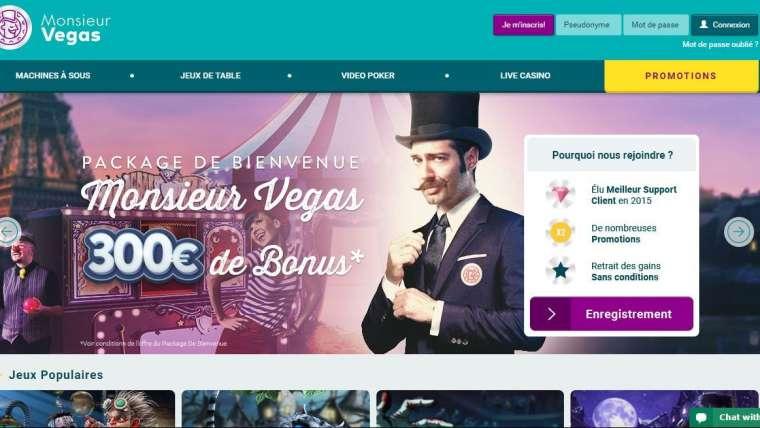 Monsieur Vegas avis : notre revue sur ce casino fermé !