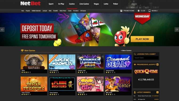 NetBet avis : quels sont les paris sportifs disponibles sur le site ?