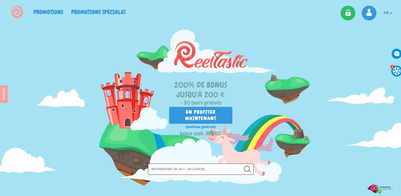 reeltastic