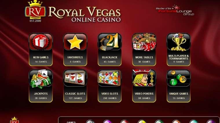 Royal Vegas Casino avis : remportez 1 200€ dès le début !