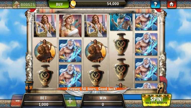 Machine à sous gratuite Zeus : notre avis sur ce slot de WMS !