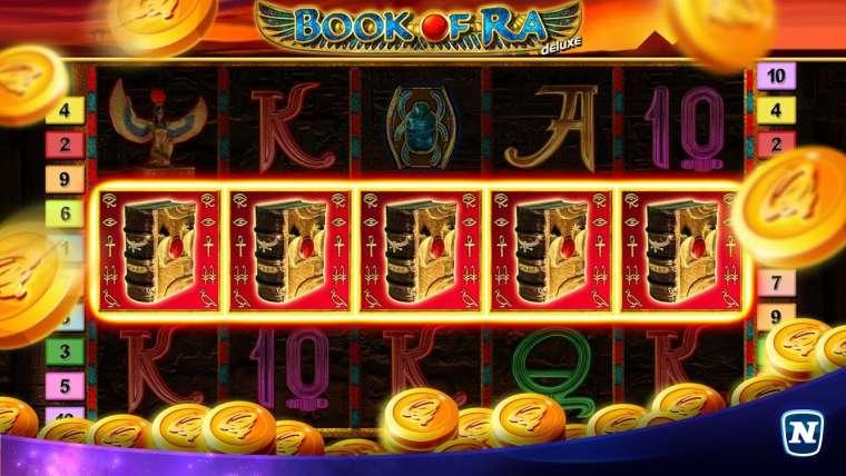 Book Of Ra slot deluxe : trésors d'Égypte