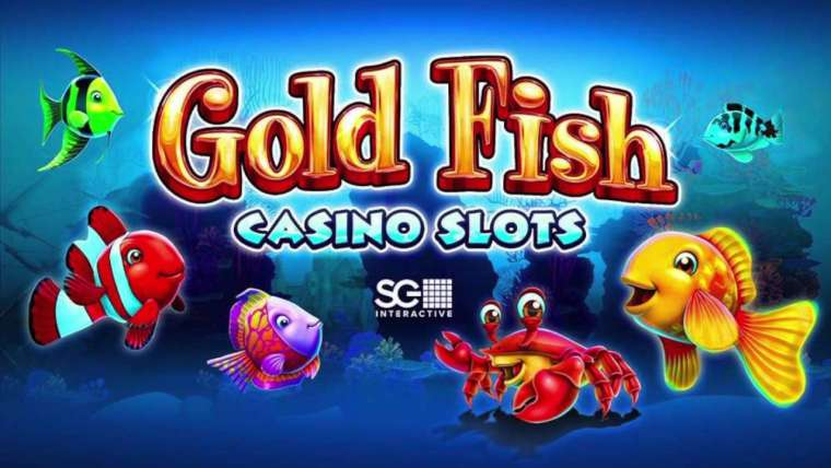 Gold Fish casino slot : analyse et revue de ce slot !