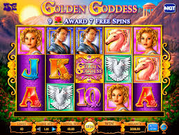 Machine à sous gratuite Golden Goddess
