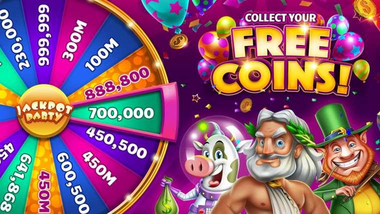 Jackpot Party Casino slots : remportez le jackpot avec ces slots !
