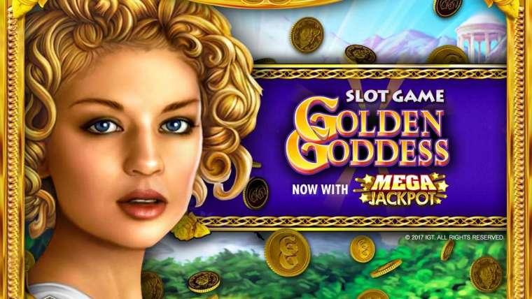 Machine à sous gratuite Golden Goddess : caractéristiques et avis