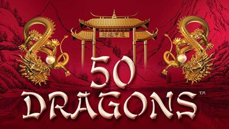 Machine à sous 50 dragons : bonus et gains