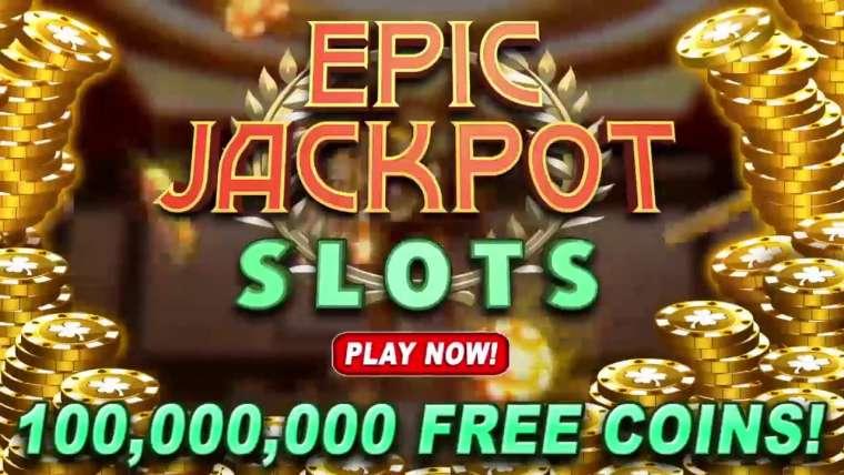 Epic Jackpot Slots : l'application idéale pour les jackpots