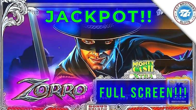 Machine à sous Zorro Mighty Cash : comment remporter le jackpot ?